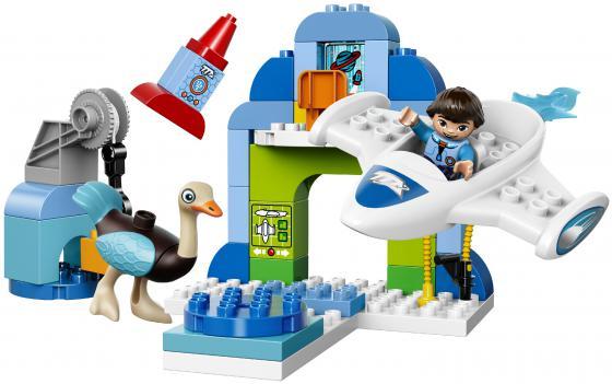 Конструктор Lego Duplo Стеллосфера Майлза 44 элемента 10826 lego duplo 10826 лего дупло стеллосфера майлза