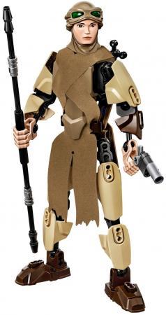 Конструктор LEGO Star Wars: Рей 84 элемента 75113 росмэн росмэн книга самая полная энциклопедия футбол