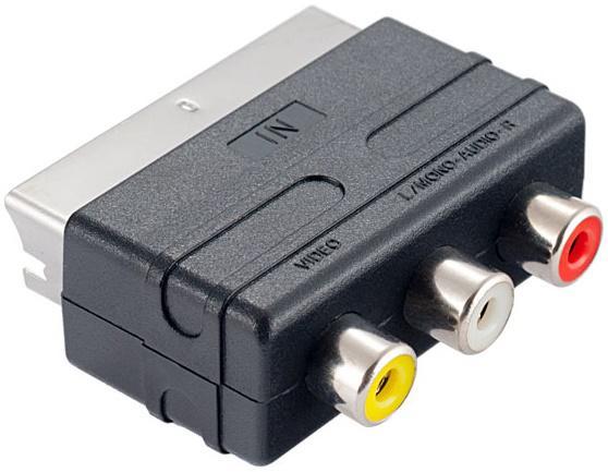 Переходник Perfeo SCART-3xRCA A7007 цена