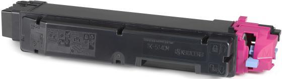 Фото - Картридж Kyocera Mita TK-5140M для Kyocera ECOSYS P6130cdn ECOSYS M6030cdn ECOSYS M6530cdn 5000 Пурпурный TK-5140M 1T02NRBNL0 ecosys m3145idn