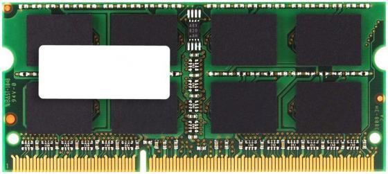 Оперативная память для ноутбуков SO-DDR3 4Gb PC12800 1600MHz Foxline FL1600D3S11S1-4GH цена