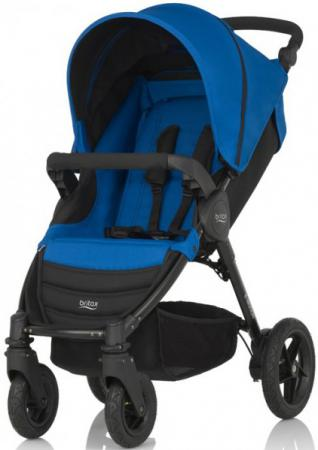 Прогулочная коляска Britax B-Motion 4 (ocean blue)