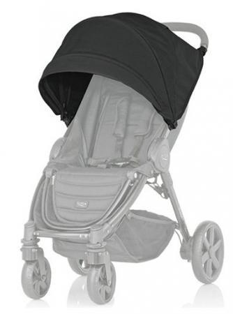 Капор для детской коляски Britax B-Agile/B-motion (cosmos black) 21 5 22m38a b black