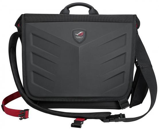 Сумка для ноутбука 15.4 ASUS полиэстер черный 90XB0310-BBP000 рюкзак asus 16 0 triton black 90xb03p0 bbp000