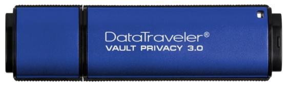 Фото - Флешка USB 16Gb Kingston DataTraveler Vault with Privacy DTVP30/16GB синий privacy