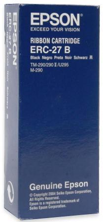 Риббон-картридж Epson C43S015366 черный картридж epson t6641 черный [c13t66414a]