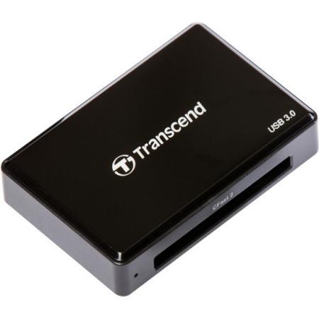 Фото - Картридер внешний Transcend TS-RDF2 USB3.0 CFast 2.0/CFast 1.1/CFast 1.0 черный бинокль konus basic 10x25 черный серый