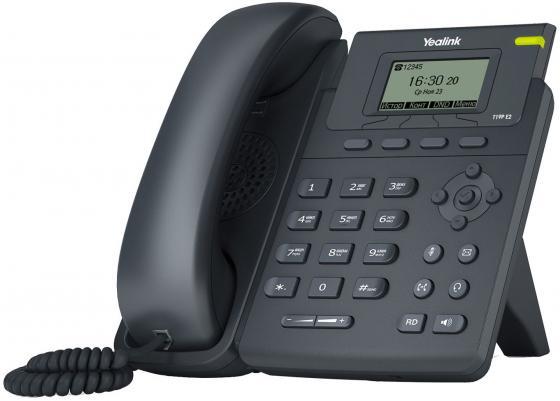 Телефон IP Yealink SIP-T19P E2 1 SIP-аккаунт 2x10/100Mbps 2.3 LCD PoE телефон voip yealink sip t19 e2 sip телефон 1 линия