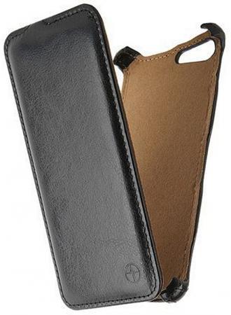 где купить Чехол-флип PULSAR SHELLCASE для Sony Xperia M5/M5 Dual черный PSC0760 дешево