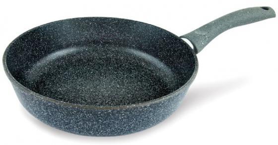 Сковорода Нева-Металл 2524 Байкал 24 см алюминий сковорода нева металл 22124 24 см алюминий
