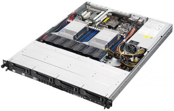 Серверная платформа Asus RS500-E8-PS4 V2 серверная платформа asus ts300 e8 ps4 ts300 e8 ps4