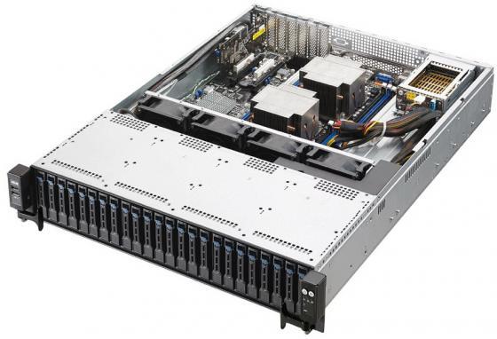 Серверная платформа Asus RS720-E8-RS24-E
