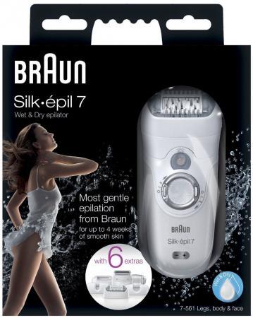 Эпилятор Braun SE 7561 Silk-epil 7