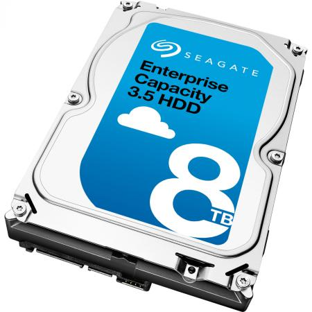 "Жесткий диск 3.5"" 8Tb 7200rpm Seagate SATAIII ST8000NM0055 жесткий диск 8tb seagate archive hdd st8000as0002"