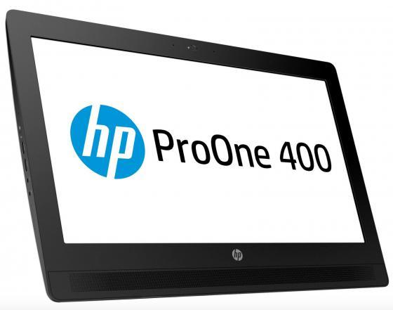 Моноблок 20 HP ProOne 400 G2 1600 x 900 Multi Touch Intel Core i5-6500T 4Gb 500Gb Intel HD Graphics 530 64 Мб Windows 10 серебристый T4R03EA ноутбук hp 15 bs027ur 1zj93ea core i3 6006u 4gb 500gb 15 6 dvd dos black
