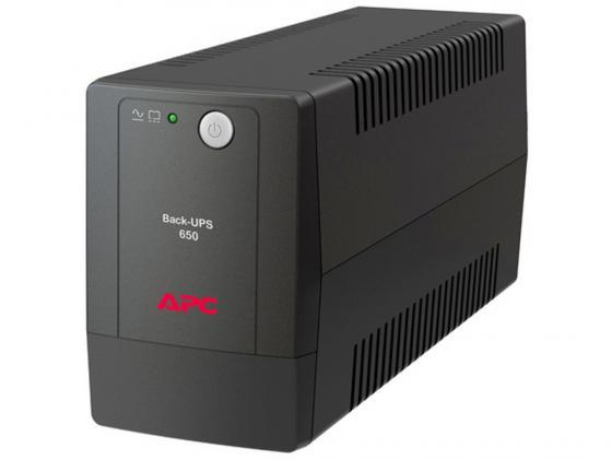 цена на ИБП APC Back-UPS BX650LI 650VA