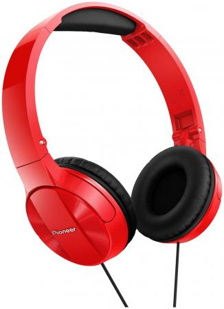 все цены на Наушники Pioneer SE-MJ503-R красный онлайн