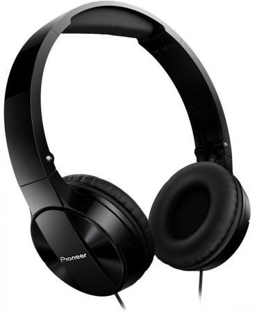 все цены на Наушники Pioneer SE-MJ503-K черный онлайн