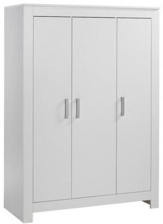 Шкаф трехстворчатый Geuther Marlene (белый) недорого