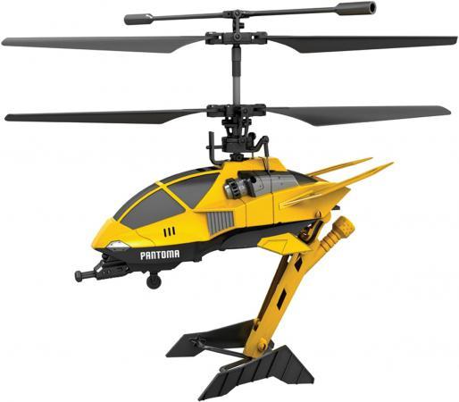 Вертолёт на радиоуправлении От Винта Fly-0240 желтый от 7 лет пластик 87233 от винта от винта квадрокоптер fly 0247 на радиоуправлении версия base