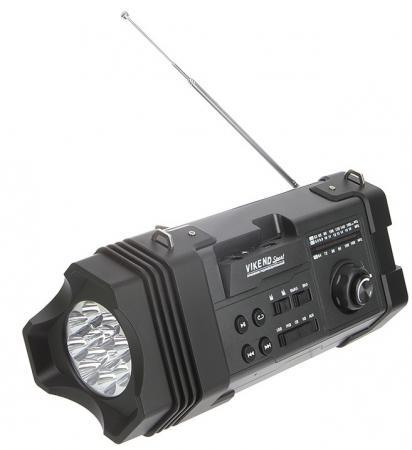 Радиоприемник Сигнал VIKEND SPORT черный сигнал vikend hunter page 7