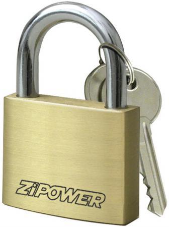 Замок Zipower PM 4242 навесной латунь 30мм мойка высокого давления zipower pm 5080