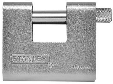 Замок Stanley S 742-023 навесной 80мм stanley s garage