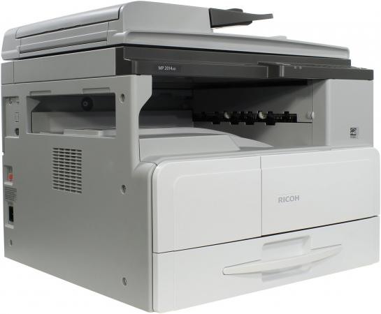 МФУ Ricoh MP 2014AD черно-белый A3 600x600 dpi 20ppm USB 912356 ricoh mp 2014ad