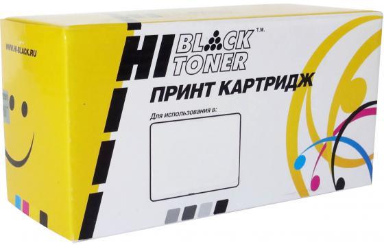 Картридж Hi-Black DQ-TU10JPB для Panasonic DP-1520/1820 10000стр тонер туба panasonic dp 1515p в алматы