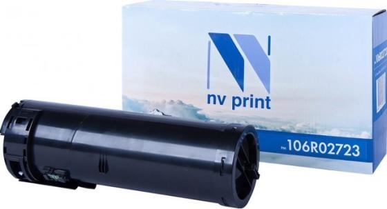 Картридж NV-Print 106R02723 для Xerox 3610/WorkCentre 3615 14100стр Черный картридж cactus cs ph3610x 106r02723 для xerox phaser 3610 3610n 3615 черный 14100стр