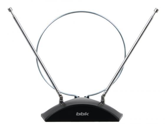 Антенна BBK DA03 Комнатная цифровая DVB-T антенна bbk da02 комнатная цифровая dvb t