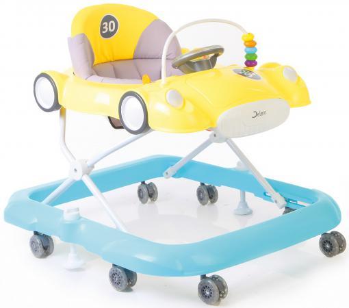 Ходунки Jetem Gran Turismo (yellow) jetem picnic s 102 violet