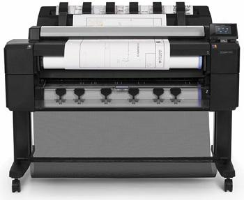 "Плоттер HP Designjet T2530 L2Y25A 36"" A0 500Gb 2400x1200dpi Ethernet"