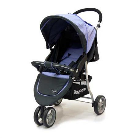 Прогулочная коляска Baby Care Jogger Lite (violet) коляска baby care baby care прогулочная коляска shopper light blue
