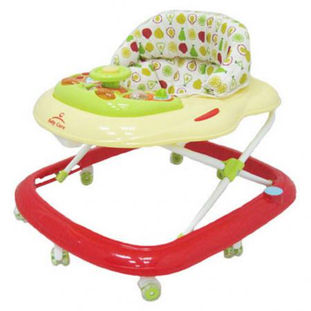 Ходунки Baby Care Flip (red) недорого