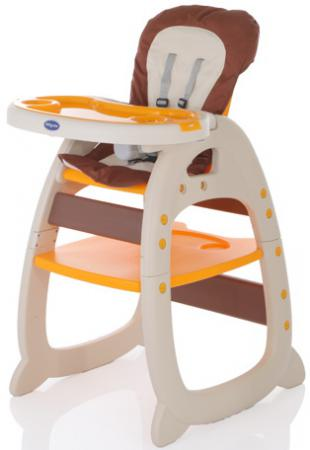 Стульчик для кормления Baby Care O-Zone (beige) baby care стульчик трансформер o zone baby care
