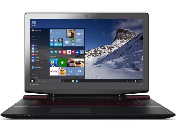 Ноутбук Lenovo IdeaPad Y700-15ACZ 15.6 1920x1080 AMD FX-8800P 1 Tb 128 Gb 8Gb AMD Radeon R9 M385 4096 Мб черный Windows 10 Home 80NY0008RK ноутбук lenovo ideapad 320 15 15 6 1920x1080 intel pentium n4200 1 tb 4gb amd radeon 520 2048 мб черный windows 10 home