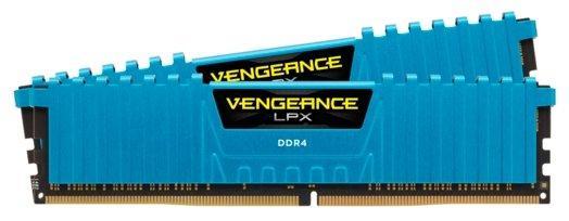 Купить Оперативная память 16Gb (2x8Gb) PC4-24000 3000MHz DDR4 DIMM Corsair CMK16GX4M2B3000C15B