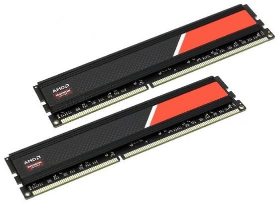 цена на Оперативная память 8Gb (2x4Gb) PC4-17000 2133MHz DDR4 DIMM AMD R748G2133U1K