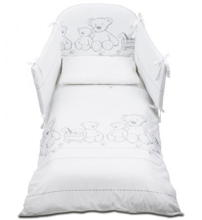 Постельный сет Italbaby Bon Voyage (100,0011-) постельный сет italbaby teddy крем 100 0019 6