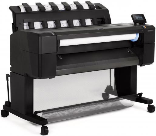 Плоттер HP Designjet T930 L2Y22A 36 A0 320Gb 2400x1200dpi USB sbart 50 rashguard 930 y