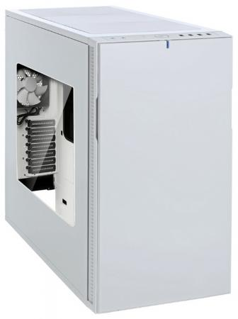 Корпус ATX Fractal Design Define R5 Window Без БП белый корпус matx fractal design define mini c tg mini tower без бп черный