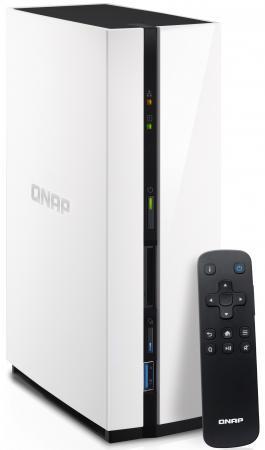 Сетевое хранилище QNAP TAS-168 1x3.5 HDD GbLAN 5xUSB