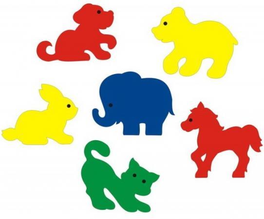 Игровой набор Флексика Мир животных