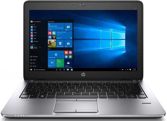 Ноутбук HP EliteBook 725 G3 12.5 1366x768 AMD A10 Pro-8700B 500Gb 4Gb AMD Radeon R6 серебристый Windows 7 Professional + Windows 10 Professional P4T48EA