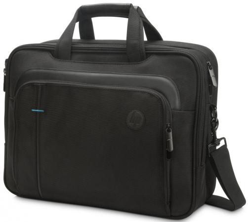 """Сумка для ноутбука 15.6"""" HP SMB Topload Case синтетика черный T0F83AA"""