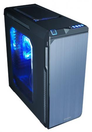 Корпус ATX Zalman Z9 Neo Без БП чёрный корпус zalman miditower z9 plus neo black