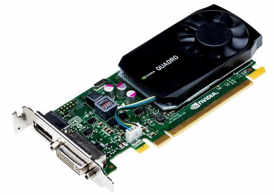 Видеокарта PNY Quadro K420 VCQK420-2GBBLK-1 PCI-E 2048Mb GDDR3 128 Bit OEM цена