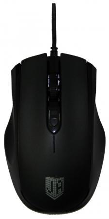 Мышь проводная Jet.A OM-U50 чёрный USB