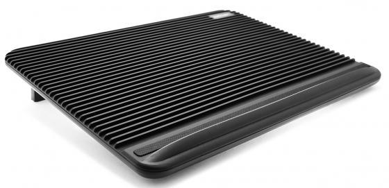 Подставка для ноутбука 17 Crown CMLC-1101 380x280x25mm USB черный